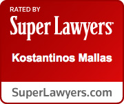 View the profile of New York Metro Personal Injury Plaintiff: General Attorney Kostantinos Mallas